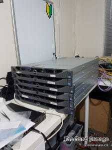 6 host prod cluster