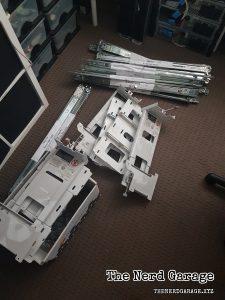 R610 server rails
