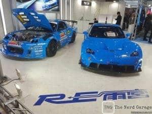 RE Mazda FD RX7